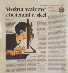 Artykuł Gazeta Prawna PG